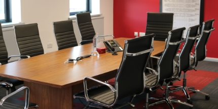 New Meeting Rooms